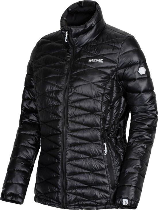 outdoorjas zwart Metallia wmns Xxxl Regatta volwassenen maat yNm80wOvn