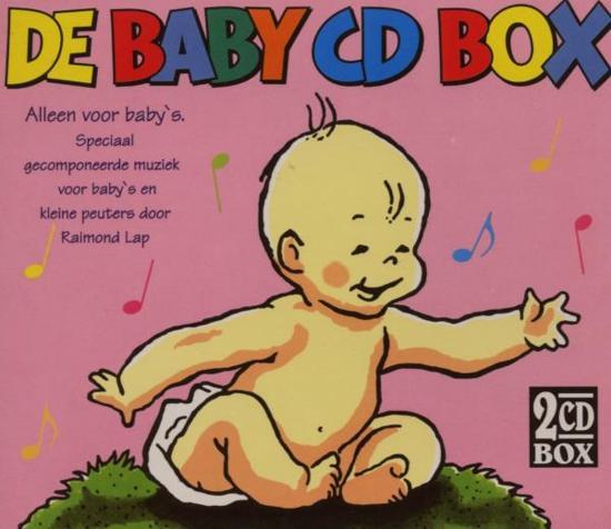 De Baby Cd Box