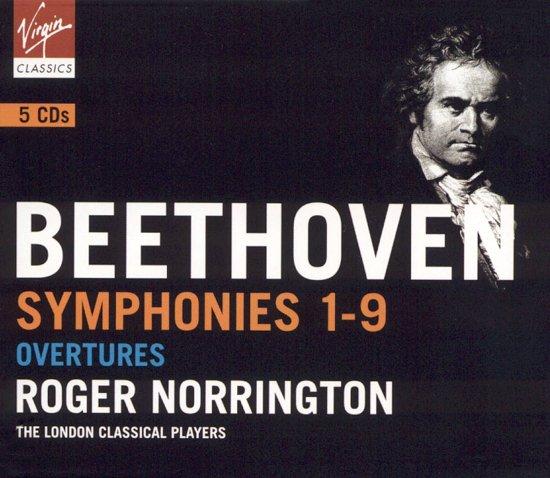 Classics For Pleasure  Beethoven Symphonies Nos 1-9