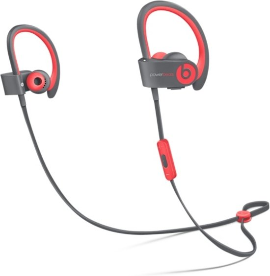 Beats by Dre Powerbeats2 - Draadloze In-ear Oordopjes - Rood in Trognée
