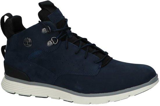 Chaussures Timberland Bleu Avec Les Hommes Lacer eCWs7k