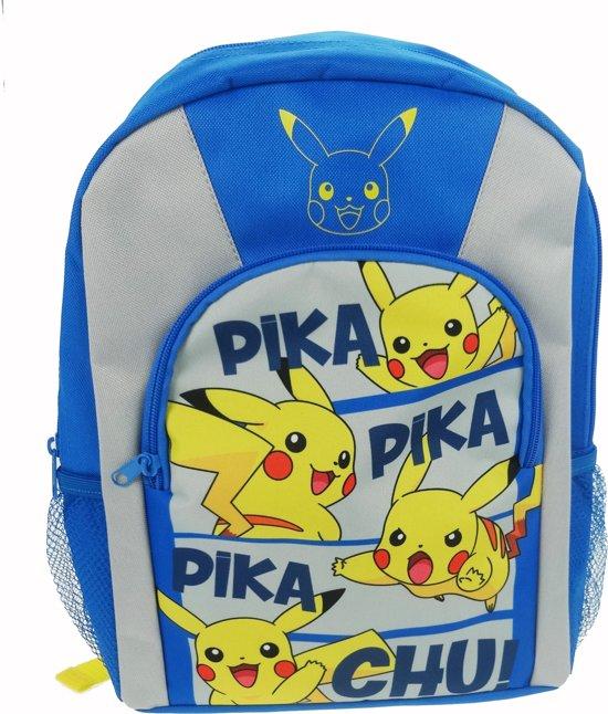 a05e8031ef4 bol.com | Pokémon PIKACHU Rugzak Rugtas School Tas 2-5 jaar Pokemon