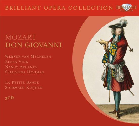 Mozart; Don Giovanni
