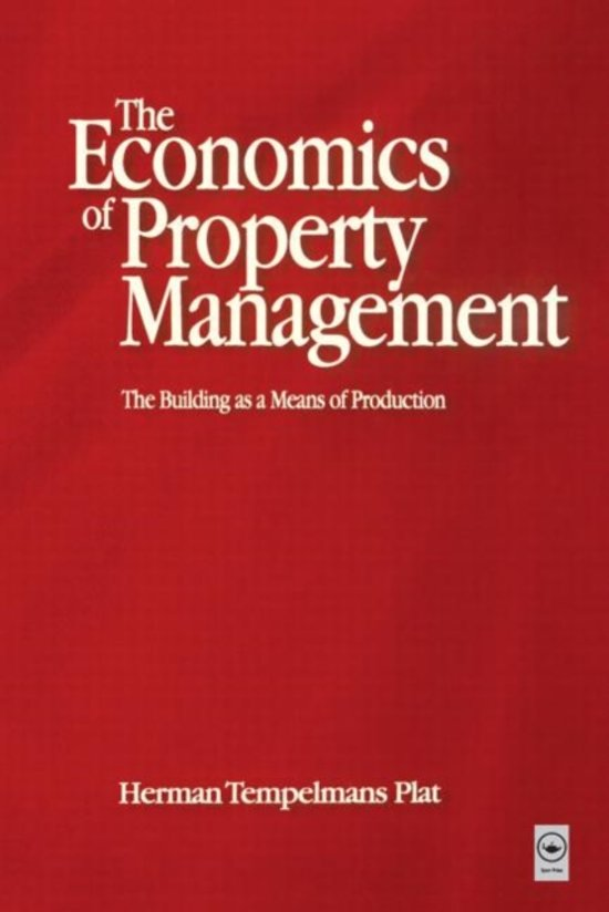 Economics of Property Management