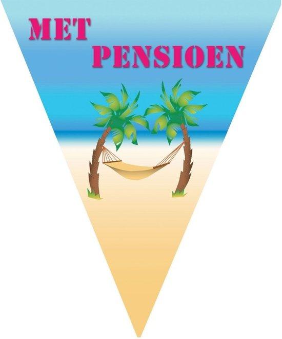 Vlaggenlijn pensioen 5 m