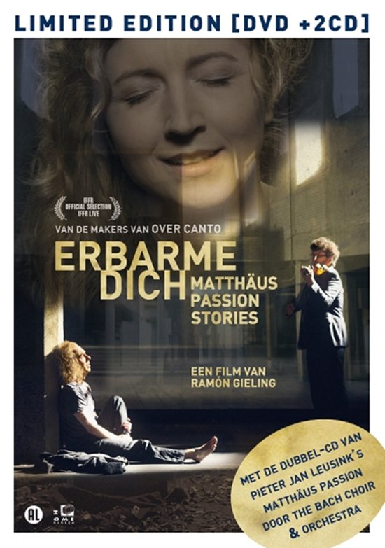Limited Edition: Erbarme Dich & CD Matthäus Passion The Bach Choir & Orchestra