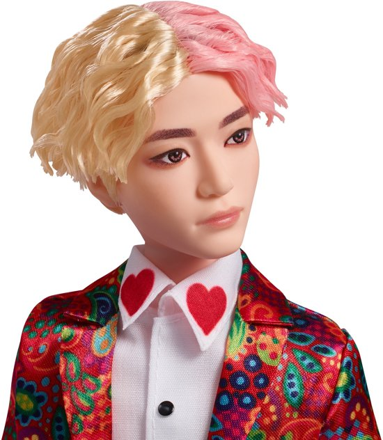 BTS Core Fashion Doll Bangtan Boys V - K-Pop Popster Pop