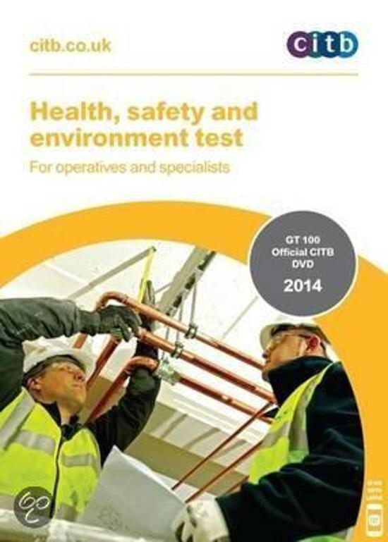 Bol Health Safety And Environment Test For Operatives And