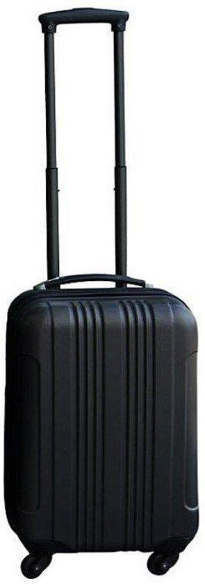Ceruzo handbagage koffer - 30 liter - Zwart