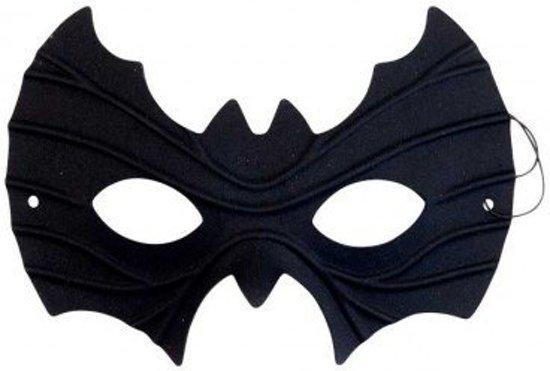 Oogmasker batman zwart