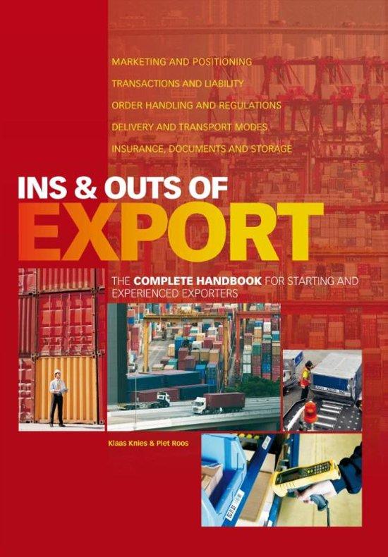 Ins en outs of export