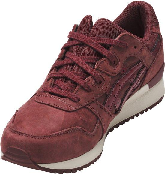 Sneakers Gel 42 Lyte Heren Maat Iii Asics 5 Bordeaux dpqw5dz