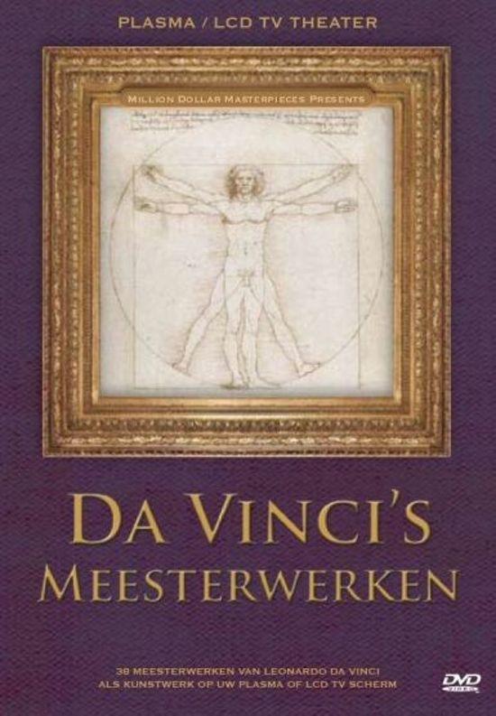 Plasma Tv - Dvd - Da Vinci Genius