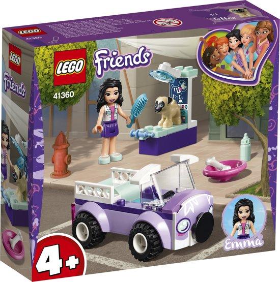 LEGO 4+ Friends Emma's Mobiele Dierenkliniek - 41360
