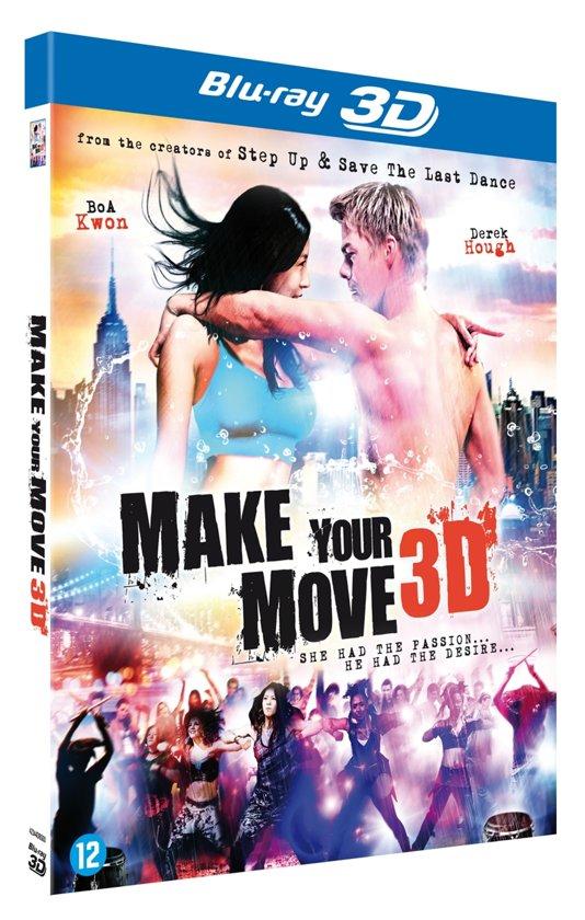 derek hough movie make your move