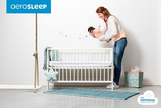 AeroSleep Sleep Safe Pack Evolution 75x95 Baby box matras