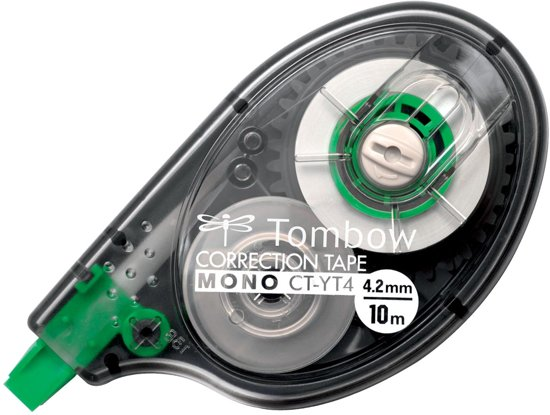 20x Tombow Correctieroller Mono YT op blister