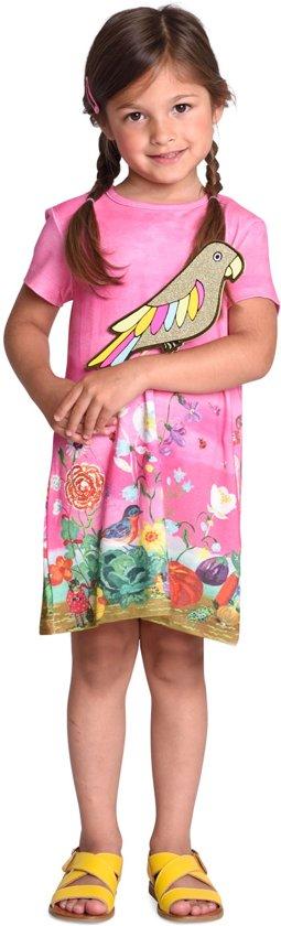 Jersey jurk Tatoua roze