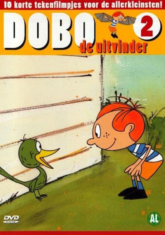 Cover van de film 'Dobo De Uitvinder 2'