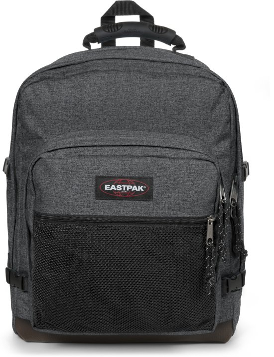 Eastpak Ultimate Rugzak - Black Denim/Zwart