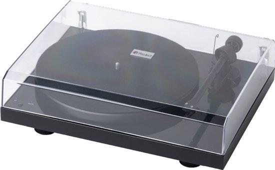 Pro-ject Debut Recordmaster Zwart