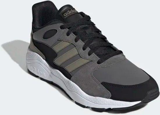 adidas Crazy Chaos sneakers heren grijszwartgroen