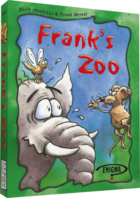 Frank's Zoo - Kaartspel