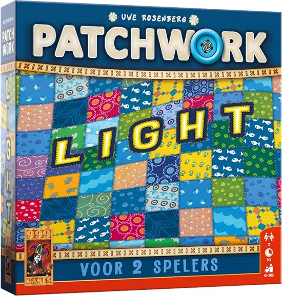 Patchwork Light Bordspel