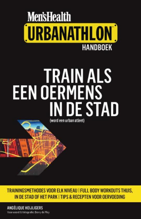 Men's health urbanathlon handboek
