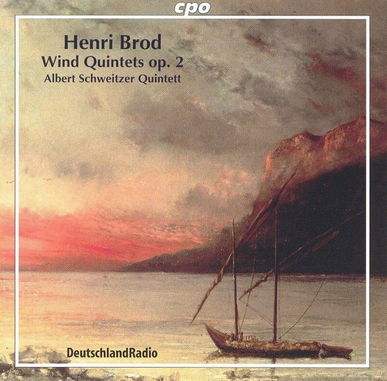 Henri Brod: Wind Quintets / Albert Schweitzer Quintett