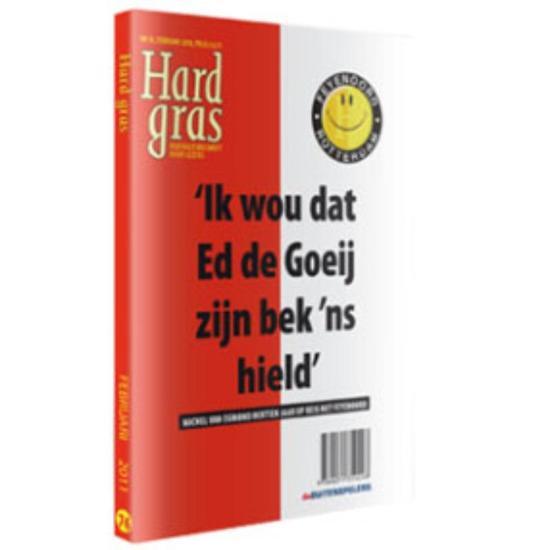 Cover van het boek 'Hard Gras / 76' van  Diverse