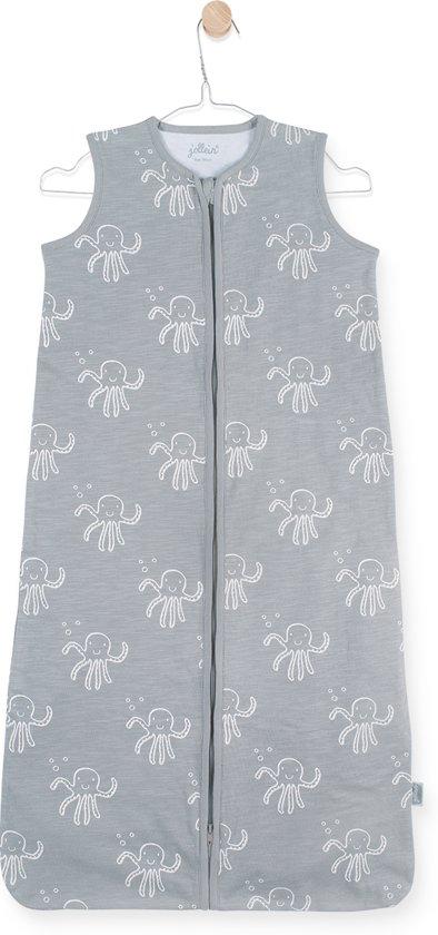 Jollein Octopus Slaapzak zomer grey  70cm