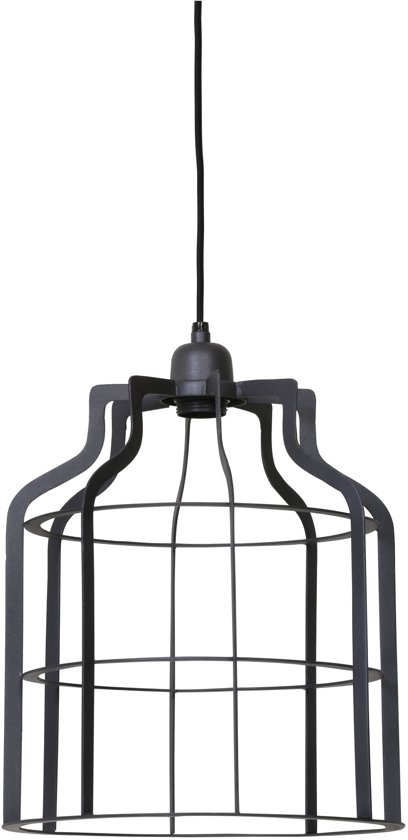 Light & Living Hanglamp ADINE - grijs