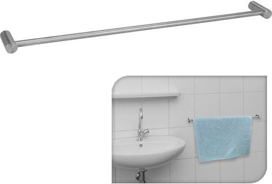 RVS handdoekrek - Design rek - Handdoek - Badkamerrek | Sanitair