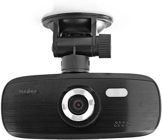 """Nedis DCAM20BK Dashcam Full-hd 1080p 2.7"""" 140° Zichthoek"""