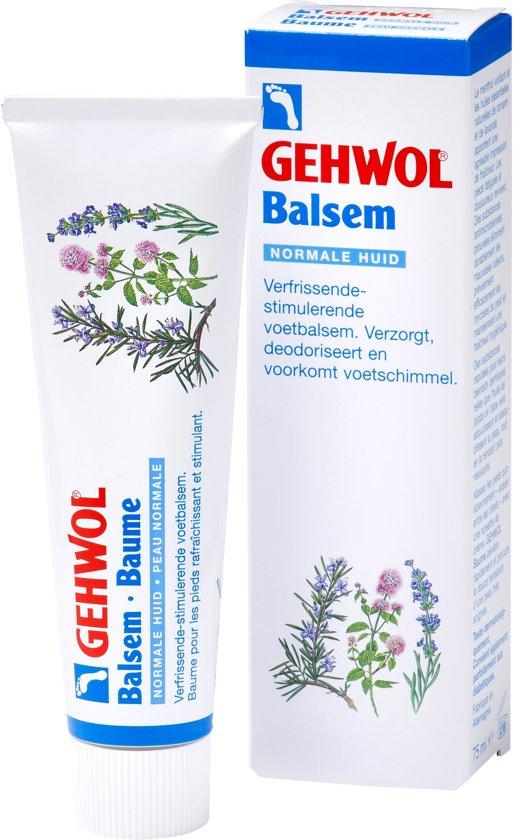 Gehwol Normale Huid Balsem - Voetverzorging - Tube 75ml