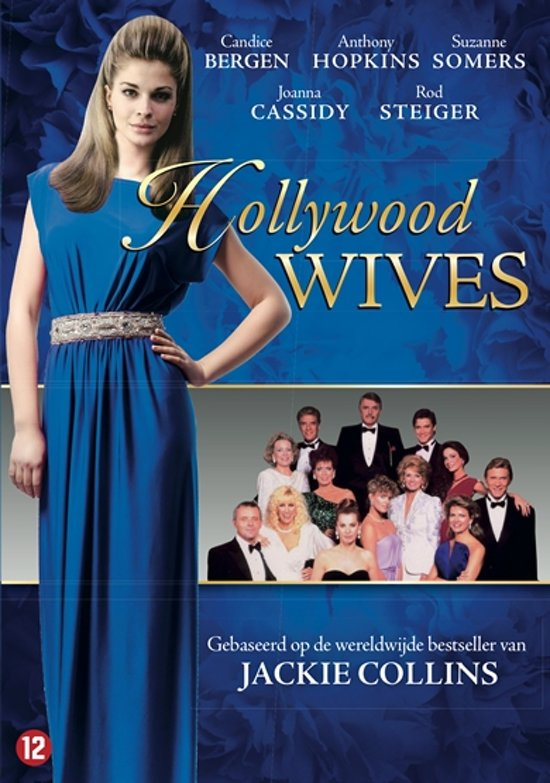 Cover van de film 'Hollywood Wives'