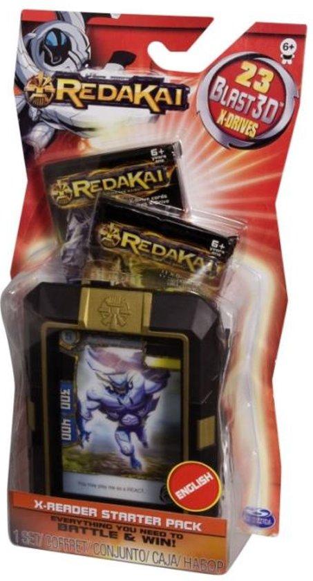 Afbeelding van het spel Redakai Starter Pack - Verzamelkaarten
