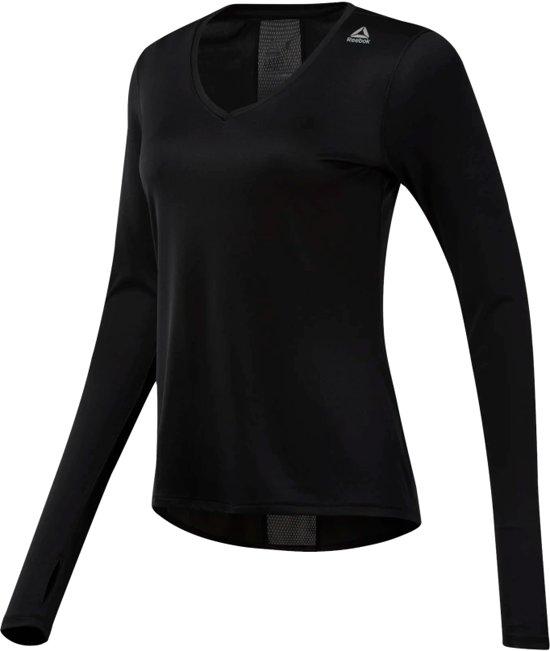 d3efaa8dbd7 bol.com | Reebok Running Essentials T-Shirt met Lange Mouwen Dames L