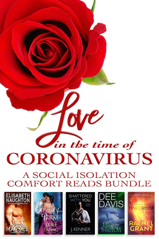 Love in the Time of Coronavirus EBOOK Tooltip A Social Isolation Comfort Reads Bundle