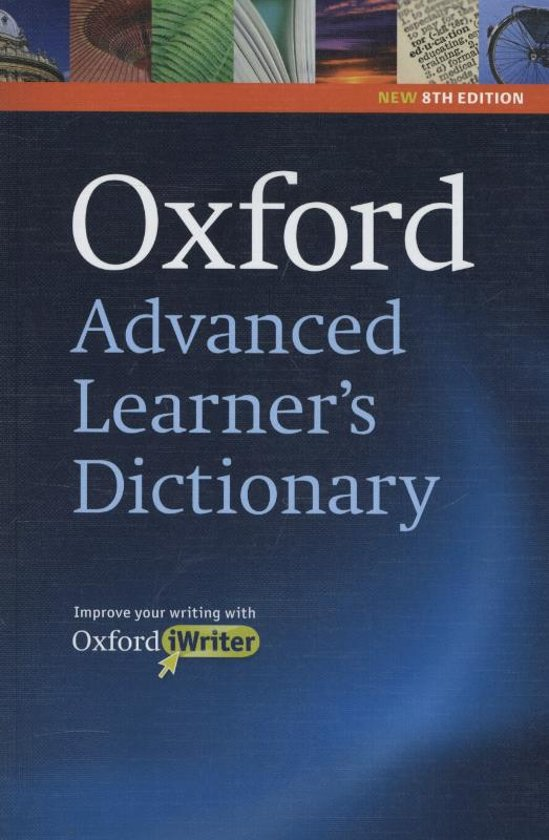 Oxford Advanced Learner's Dictionary (8th Edition) - Joanna Turnbull