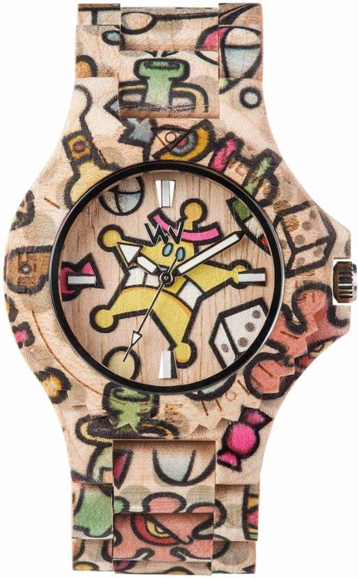 WeWOOD Date Woop Sweetstar horloge 70334231