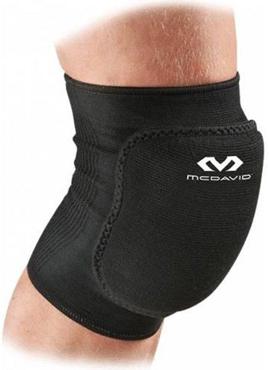 McDavid 601R Jumpy Kniebeschermer - Zwart - Extra Small