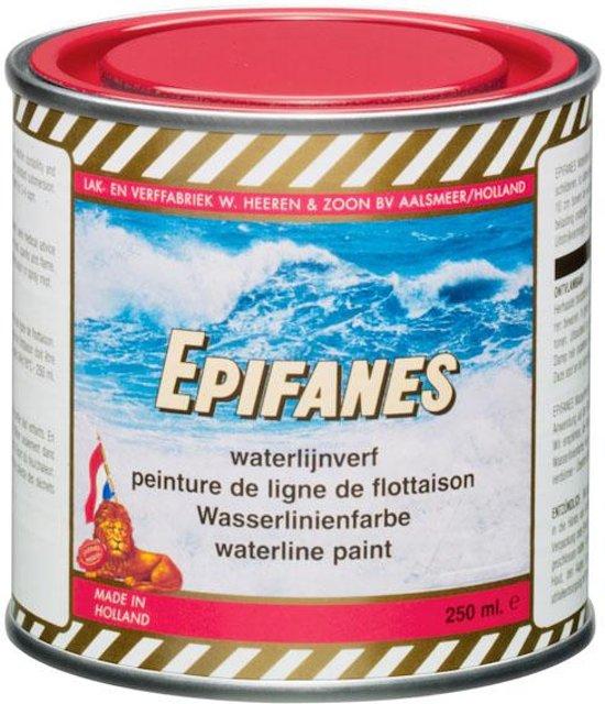 epifanes waterlijnverf 250ml lichtblauw
