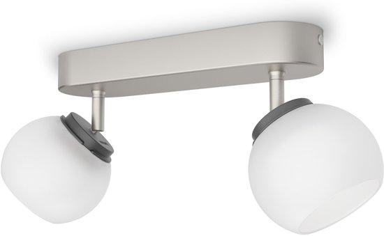 Philips myLiving Balla matt chrome LED Spot light