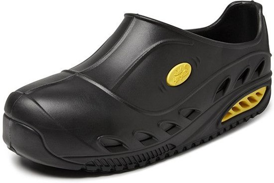 Sun Shoes AWP Safety Zwart EVA Clogs Uniseks