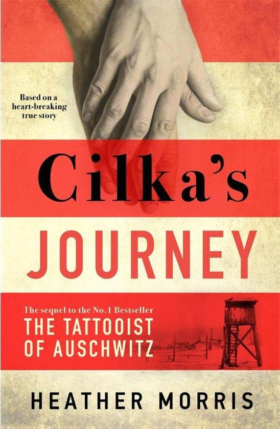 Boek cover Cilkas Journey van Heather Morris (Paperback)