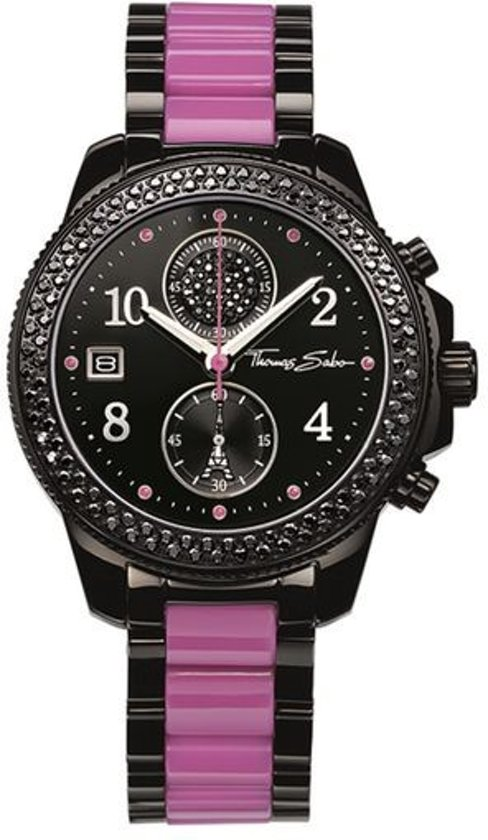Horloge Dames Thomas Sabo WA0128-239-203 (38 mm)