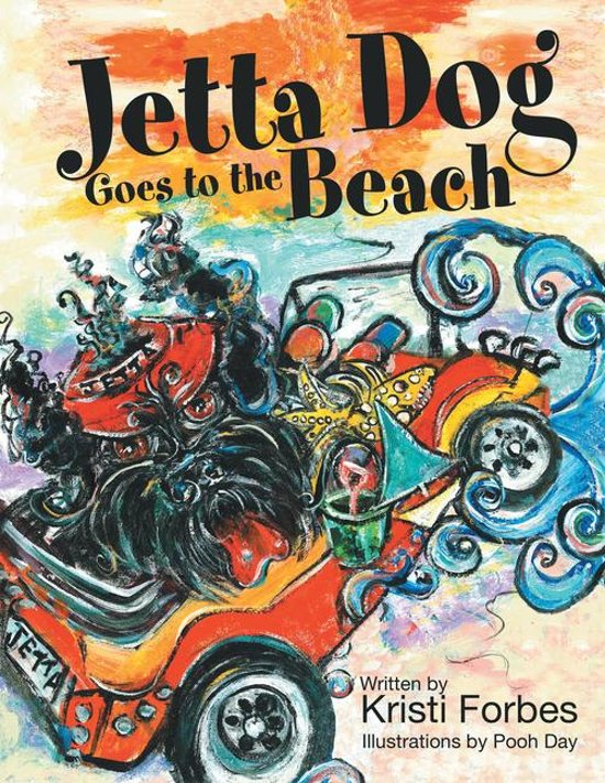 Jetta Dog Goes to the Beach