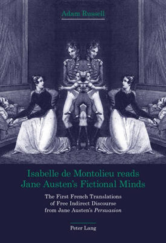 Isabelle de Montolieu reads Jane Austen's Fictional Minds